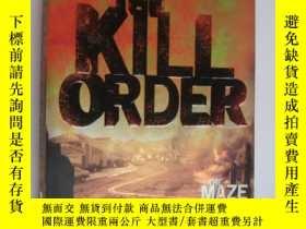 二手書博民逛書店THE罕見KILL ORDERY85718 JAMES DASH