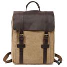 Sparklol 經典帆布學生包 後背包/電腦包