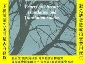 二手書博民逛書店Translated!罕見Papers on Literary Translation and Translati