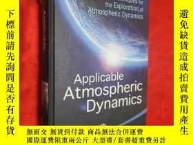 二手書博民逛書店Applicable罕見Atmospheric Dynamics