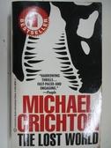 【書寶二手書T1/原文小說_AKK】The Lost World_Michael Crichton