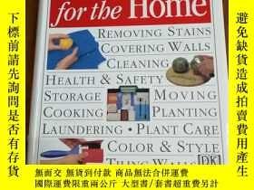 二手書博民逛書店10,001罕見Hints and Tips for the Home (Hints & Tips)Y1280