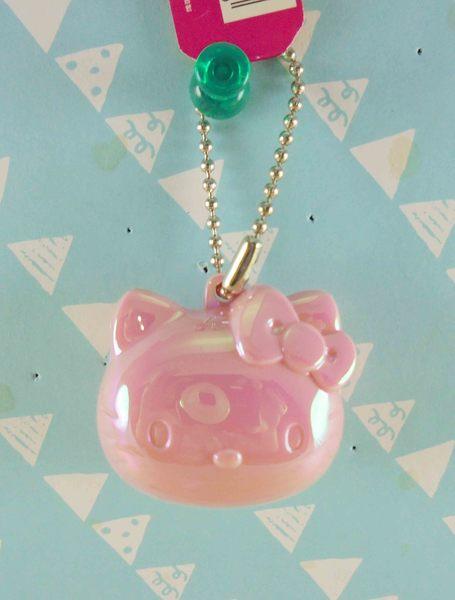 【震撼精品百貨】Hello Kitty 凱蒂貓~KITTY造型盒鎖圈-粉大頭