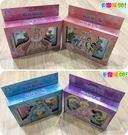 【卡樂購】真珠美人魚-新珍愛卡 雙窗 (4色1組)