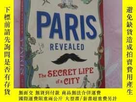二手書博民逛書店PARIS罕見revealed (The secret life