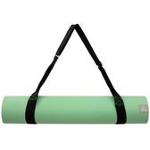 Taimat 天然橡膠瑜珈墊 183cm (附簡易揹帶) -流動系列 - 綠色