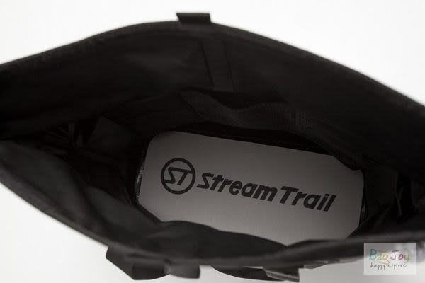 Stream Trail Marche DX-1.5 Riders 三用防水包(瑪瑙黑)