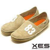 XES 經典帆布鞋進化版 83懶人鞋情侶款(女) 柔軟度up舒適上市_杏色
