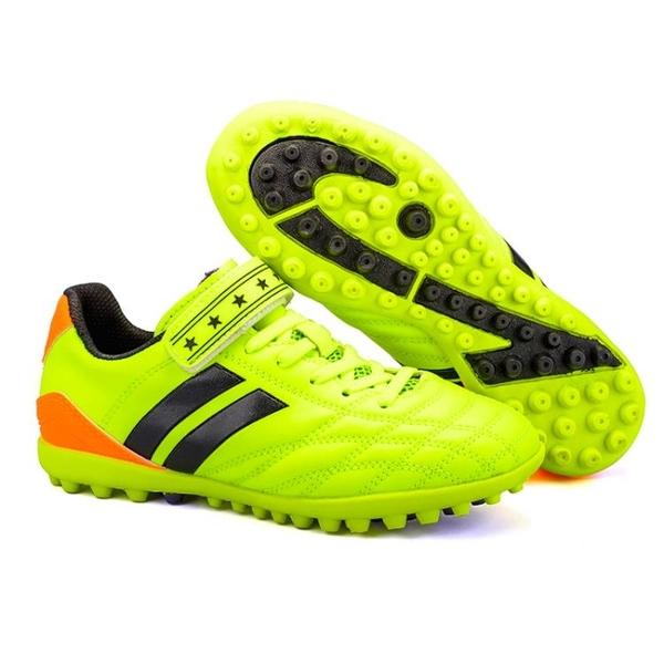 迪卡儂男女兒童足球鞋碎釘中小學生比賽訓練踢球運動