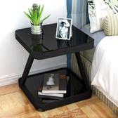 床頭櫃 收納櫃 床頭櫃簡約現代臥室收納小桌子創意置物櫃床頭小櫃組裝簡易床邊櫃 維多