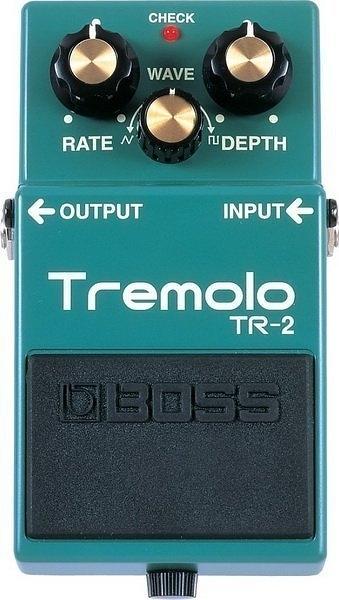 ☆ 唐尼樂器︵☆ BOSS TR-2 Tremolo 顫音 效果器 TR-2