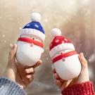 聖誕禮物 雪人暖手寶閨蜜生日禮物女朋友圣誕情人節日禮品對象老婆創意【快速出貨八折搶購】