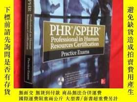 二手書博民逛書店Phr Sphr罕見Professional in Human