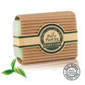 【Paris Fragrance巴黎香氛】綠茶多酚精油香氛皂150G