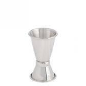 雪克不鏽鋼量杯25x14 小