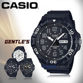 CASIO 卡西歐 手錶專賣店 MRW-210H-1A 男錶 樹脂錶帶 100米防水日和日期顯示 定期報時