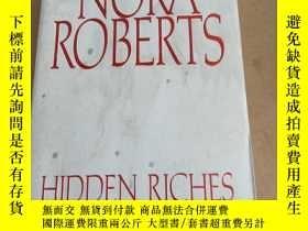 二手書博民逛書店Hidden罕見Riches(英文原版)Y208076 Nora
