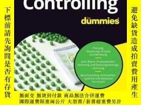 二手書博民逛書店Controlling罕見für Dummies, 3. AuflageY410016 Michael Gri