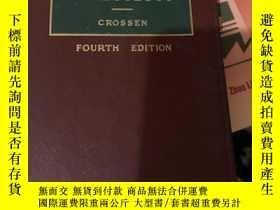 二手書博民逛書店Synopsis罕見of gynecologyY459096 Crossen The C.V. Mosby