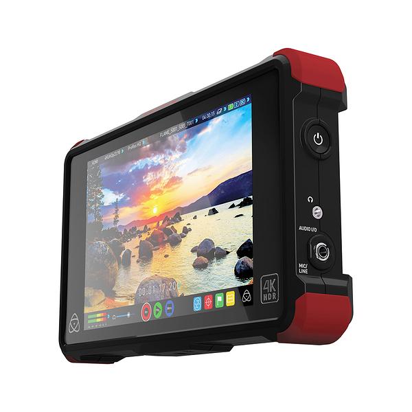 【聖影數位】ATOMOS Ninja Flame 7吋高畫質監視記錄器 單機版  HDMI/SDI雙介面 ATOMNJAFL2【公司貨】