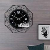 9折起 掛鐘時尚創意潮流掛鐘客廳現代簡約鐘錶藝術時鐘個性掛錶家用大氣裝飾
