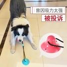 狗狗吸盤拉力玩具狗寵物球大型犬耐咬用品金毛拉布拉多磨牙自己玩 樂活生活館
