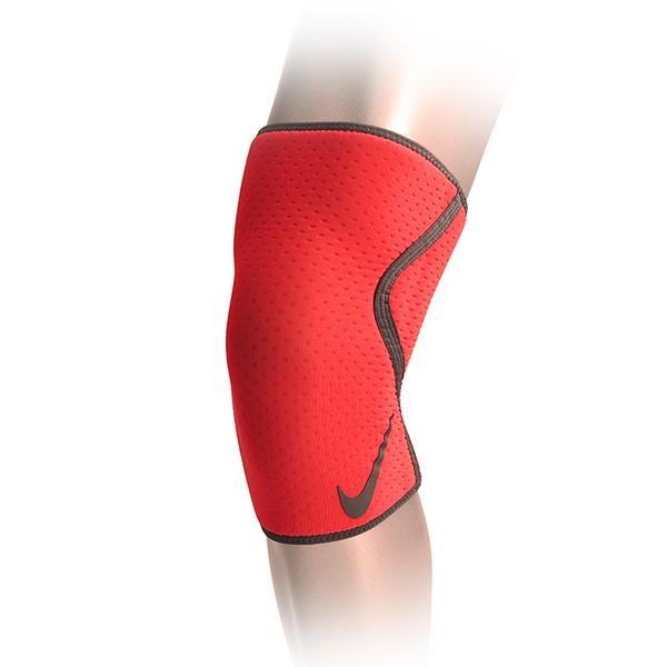 Nike Intensity Knee Sleeves [NER29869LG] 運動 訓練 防護 支撐 護膝 橘 L
