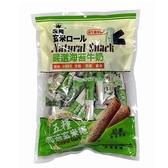 鑫豪五糧海苔玄米捲420g【愛買】