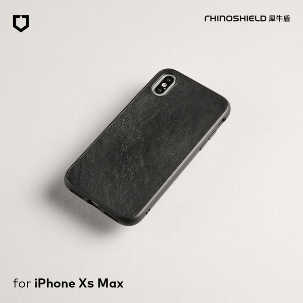 犀牛盾SolidSuit防摔背蓋手機殼 - iPhone XS Max