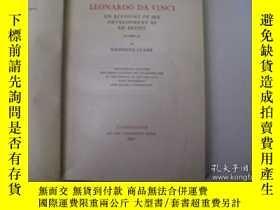 二手書博民逛書店Leonardo罕見Da Vinci: An Account o