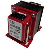 雙向220V↔110V 變壓器 200W 長效型