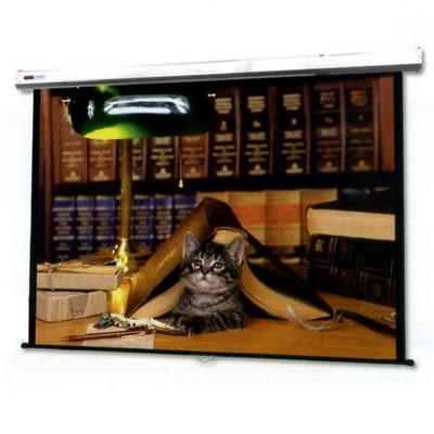SUPER SEIMON 60 × 60小型手拉式投影機布幕