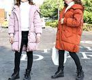女童新款加厚棉服外套(兩色/五碼可選)