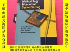 二手書博民逛書店Verification罕見Methodology Manual