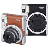 送空白底片10張+束口袋 3C LiFe FUJIFILM富士Fujifilm instax MINI 90 拍立得 ( 平行輸入) 店家保固一年
