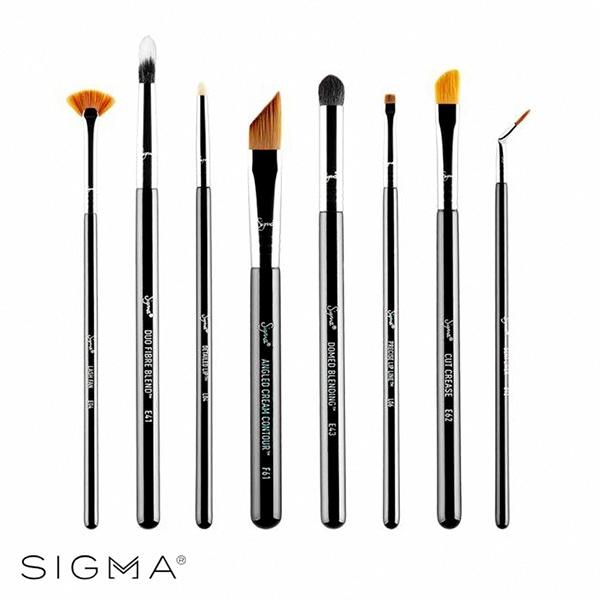 Sigma 細部修飾刷具八件組 Detail Brush Set - WBK SHOP