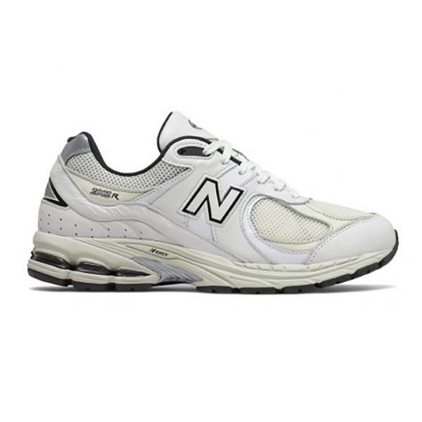 New Balance 2002R 男款復古慢跑休閒鞋 米白黑 ML2002RQ