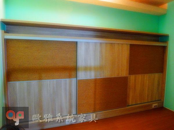 【歐雅系統家具】系統衣櫃 特殊材質推拉門 開放架框 層板收納 可自由跳色!!