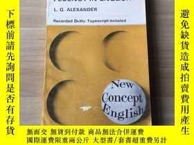 二手書博民逛書店Fluency罕見In EnglishY226667 L. G.
