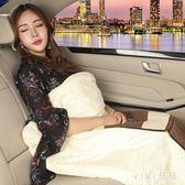 汽車抱枕被子枕頭車用靠枕車內車上兩用被子多功能折疊被子抱枕 nm3220 【VIKI菈菈】