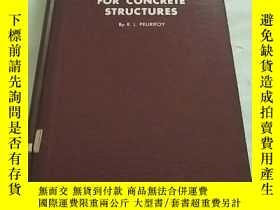 二手書博民逛書店FORMWORK罕見FOR CONCRETE STRUCTURE