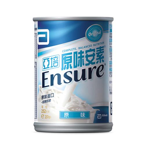 《限宅配》亞培 安素液 (原味) 237ml x 24入/箱【新高橋藥妝】免運費