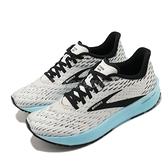 Brooks 慢跑鞋 Hyperion Tempo 白 藍 女鞋 訓練型跑鞋 運動鞋 【ACS】 1203281B129