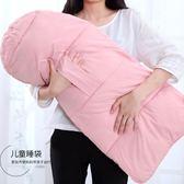 兒童睡袋  連身男嬰家庭冬季透氣通用款方便換尿佈新生嬰兒睡袋【全館九折】