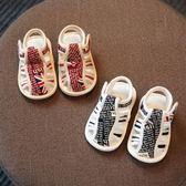 萬聖節快速出貨-寶寶學步鞋春夏季嬰兒鞋子軟底防滑男童女童