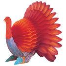 感恩節 裝飾 佈置 立體擺飾2入-火雞