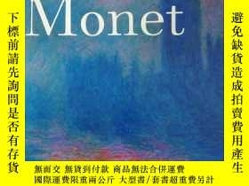 二手書博民逛書店Monet罕見by Stephan Koja and Claud