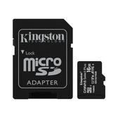 新風尚潮流 金士頓 記憶卡 【SDCS2/16GB-2】 16GB Micro-SD 含 Mini-SD 轉卡
