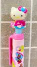 【震撼精品百貨】凱蒂貓_Hello Kitty~日本SANRIO三麗鷗 KITTY 健握自動鉛筆-粉側坐#62480