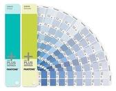 PANTONE R CMYK U+C兩本入 彩通CMYK光面銅版紙&膠版紙套裝50週年紀念版* GP5101